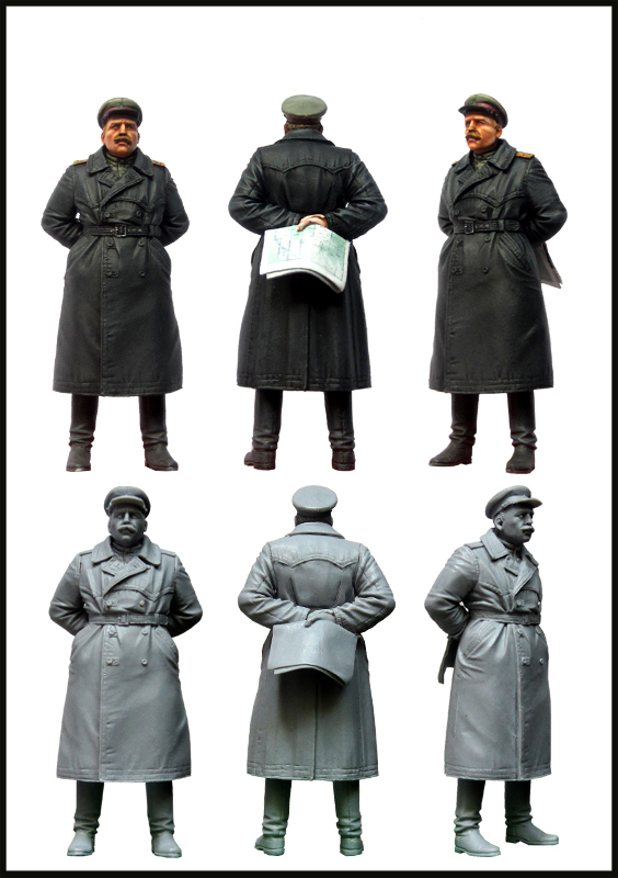 pre order-Resin toys   Soviet officer.WW2.Set-2(43-45)   Free shippingpre order-Resin toys   Soviet officer.WW2.Set-2(43-45)   Free shipping