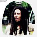 Newsosoo New Special design sweatshirt men great Bob Marley 3D printed  hoodies men and women Hip hop Harajuku Sweatshirt XS8