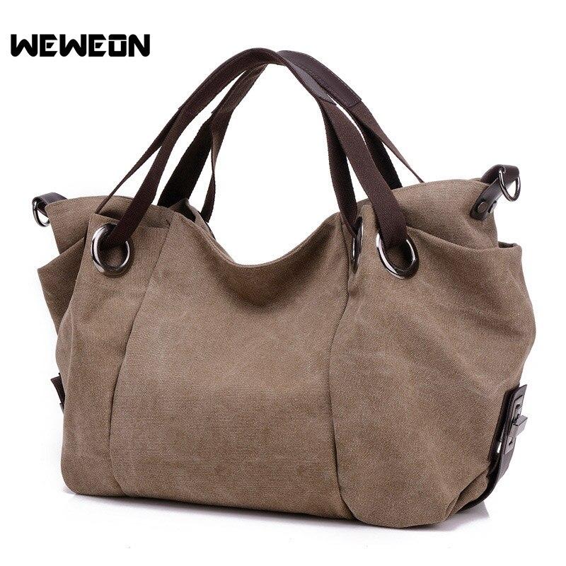 Gym Bag Stylish: Stylish Canvas Sports Bag Training Gym Bag Woman Fitness