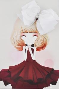 Image 5 - 20 sztuk/partia 6 Cal mieszane kolor najnowsze dziewczyny Hairwear duże podwójne warstwy Hairbow dzieci G taniec Boutique włosów łuki klipy