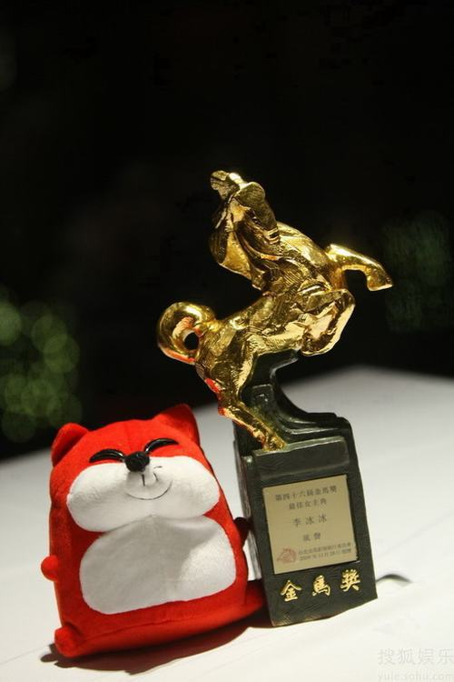 Cena Golden Horse Award, Tchaj-wan Golden Horse Awards, Metal Alloly Awards