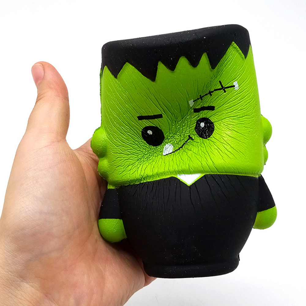Hulk Wizard Squishy 2
