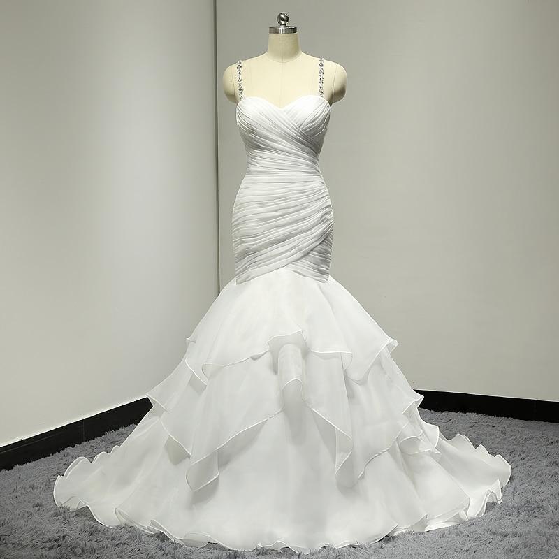 Real Retro Weddings: Vestido De Noiva 2017 Cheap Bridal Dress Real Simple Sexy