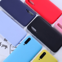Candy Color Case For Xiaomi Mi 8 Mi 9 Mi A2 Lite Luxury Silicone Cute Coque Soft Simple TPU Phone Back Cover For Xiaomi Mi 8 9 adjustable laboratory power supply digital programmable switching mobile phone repair yihua 3005d 30v 5a program controlled