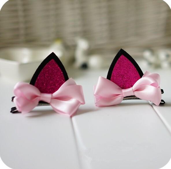 HTB1T4.ONXXXXXbNaXXXq6xXFXXX2 2 Styles Cute Cat Ears Baby Girl Hair Clip Accessories