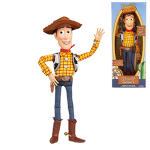Disney Pixar Toy Story 4 Sherif Woody cowboy Can Talk Sound and light Buzz Lightyear toys Jessie Action figure Toys For Children sherif talaat windows powershell 4 0 for net developers
