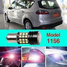 купить Ownsun Error Free 1156 Socket 360 Degrees Projector Lens LED Backup Reverse light R5 Chips Replacement Bulb For Ford Max по цене 1253.27 рублей