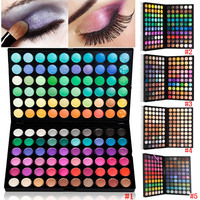 New Fashion Professional 120 Full Color Makeup Cosmetic Kit Eye Shadow Palette High Quality HS11