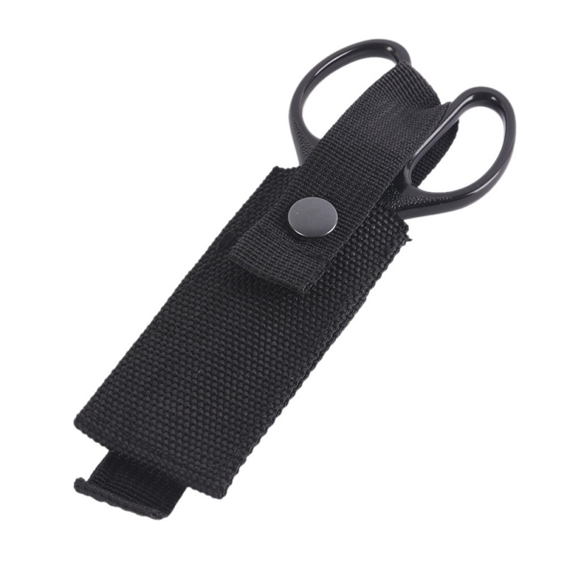 Outdoor Hiking Tactical Durable Portable Medical EMT Scissor Pouch Bag Military Hunting Outdoor Tool Pouch