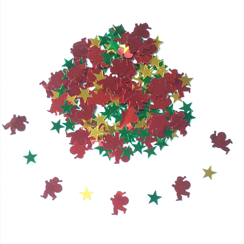 15g Christmas Table Scatter Sparkle Confetti Baby Shower