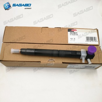 Chính hãng và Mới injector 28229873, 33800 4A710, 33800-4A710, 338004A710 Gốc và Mới