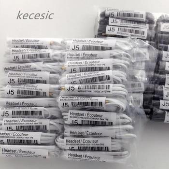 30pcs/lot kecesic AAAA J5 Headsets In-ear Earphones Headphones Hands-free with Mic  For Samsung HTC Xiaomi Phones 1