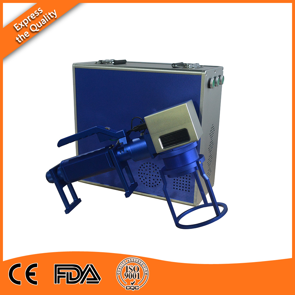 ABS 20w Fiber Laser Engraving Facility