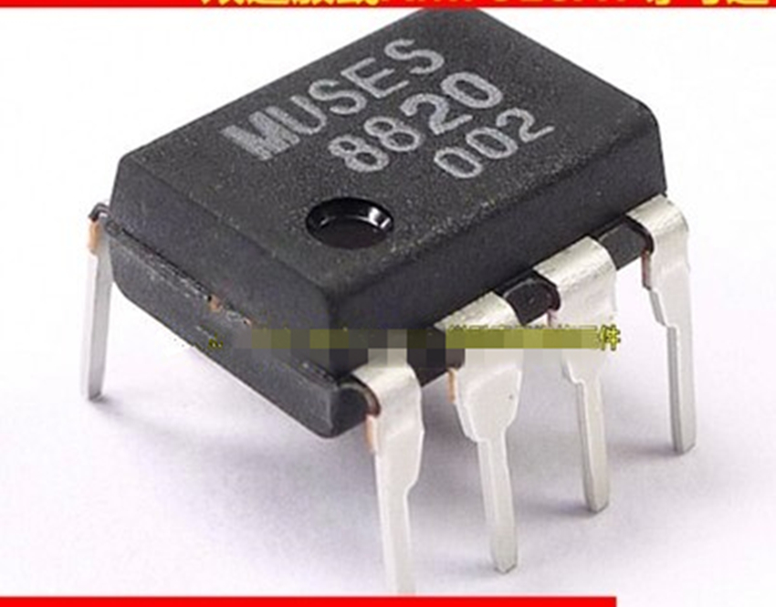 F-005 mbl6010 aggiornamento OP 10 pz AD797 + 4 pz MUSES8820