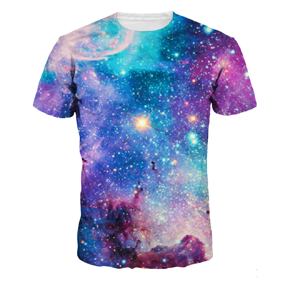 Design t shirt galaxy - Online Shop New Fashion Xray Design 3d T Shirt Game In The Body Short Sleeve Summer Tops Tee Casual Fitness Tees Camisetas Aliexpress Mobile