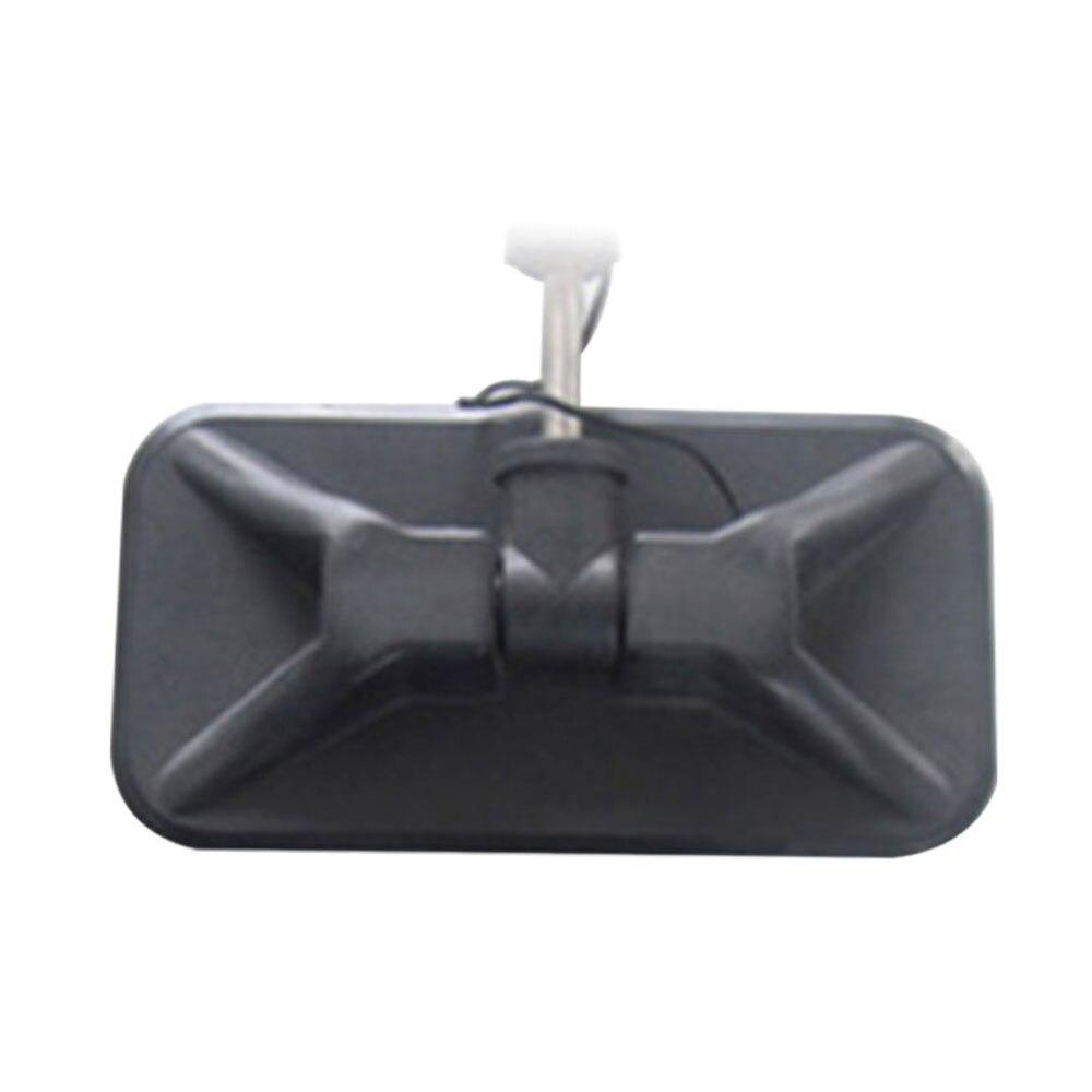 Универсальный ПВХ морской весла замок крючок для лодки каяк каноэ черный Dinghy рафтинг морские аксессуары - Цвет: black