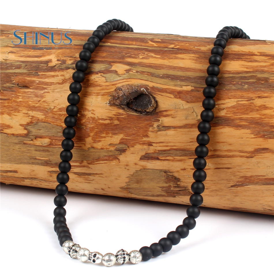 Shinus Necklace For Women Men Jewelry Mas