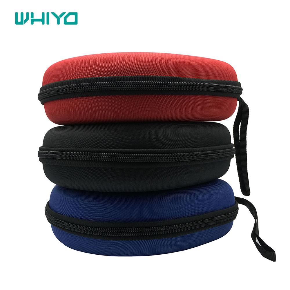 Whiyo 1 pcs of Headphone Protection Case Carrying Bag Big protection Storage for Sennheiser MM 550-X MM500X MM500-X Headset