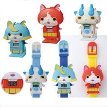Anime Juguetes Watch Toy Yokai Watch Anime Yo Kai Watch Action Figure Yo Kai Cartoon Gift