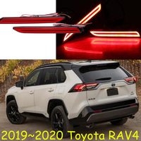 1set car bumper light for taillight Toyota RAV4 rear light RAV 4 car accessories sienna Wish EZ camry tail light 2009 Venza