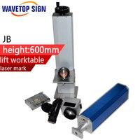 Fiber Laser Path Laser Lift Worktable 600mm Digital Galvanometer 1064nm Scan Lens SL 1064 112 163G