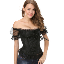 Sweetheart Lace up Back Corset