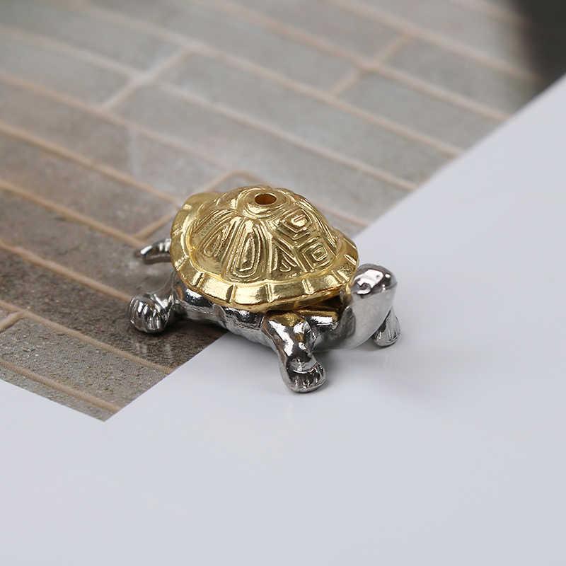1 قطعة 1 ثقوب سبيكة السلحفاة حامل مبخرة لوحة مبخرة ل العصي و المخاريط ديكور المنزل Teahouse
