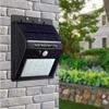 LED Solar Power Motion Sensor LED Wall Lights Energy 20LEDS Outdoor Solar Security Light for Porch Patio Yard Garden Walkways