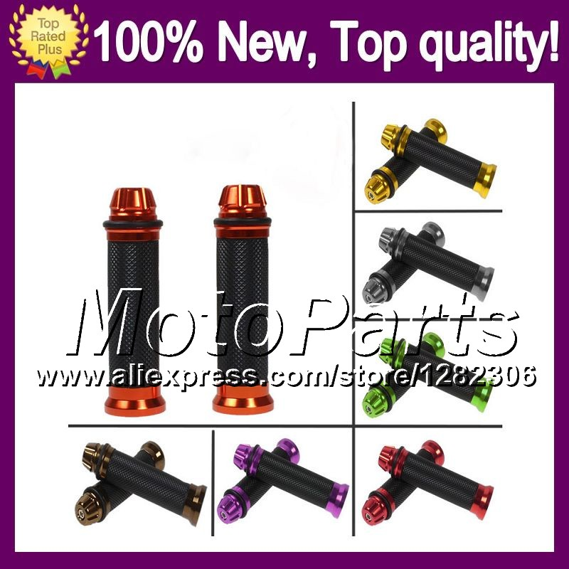 Handlebar Hand Grips For SUZUKI SV650S SV1000S SV 650S 1000S SV650 2008 2009 2010 2011 2012
