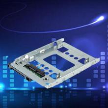 2.5 SSD to 3.5 SATA Adapter Hard Disk Drive HDD Adapter Tray Converter HDD Bracket HDD Enclosure For DELL/HP/IBM/Lenovo