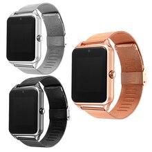 GT10 pkq18 para xiaomi de movimiento Inteligente Android Reloj Teléfono con la Tarjeta SIM Smartphone Bluetooth Salud Usable Dispositivos