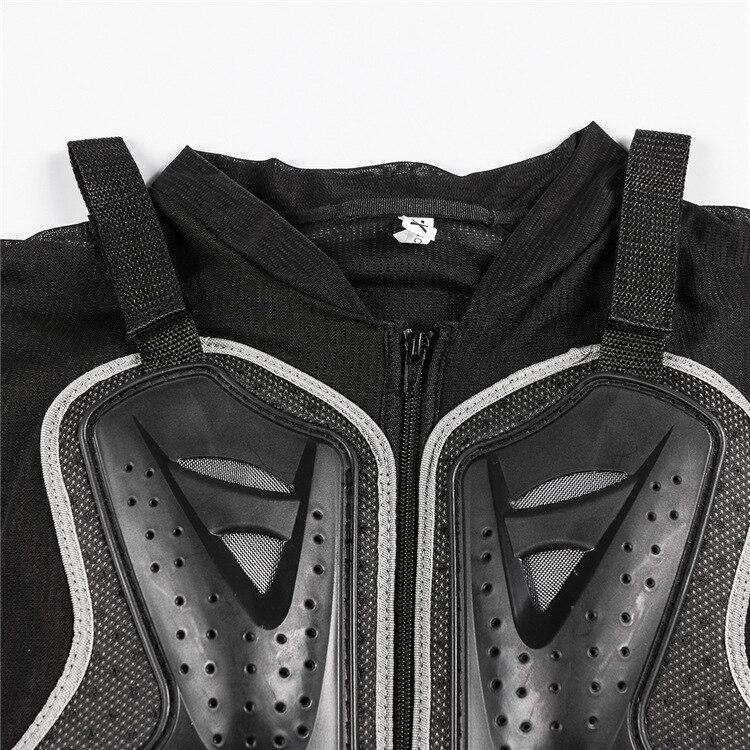 jaquetas de volta escudo sem mangas colete