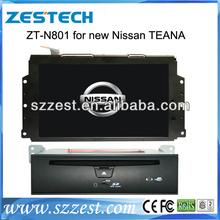"ZESTECH 7"" Car DVD Player with IPOD GPS TV Bluetooth Radio CANBUS for Nissan New Teana car radio"