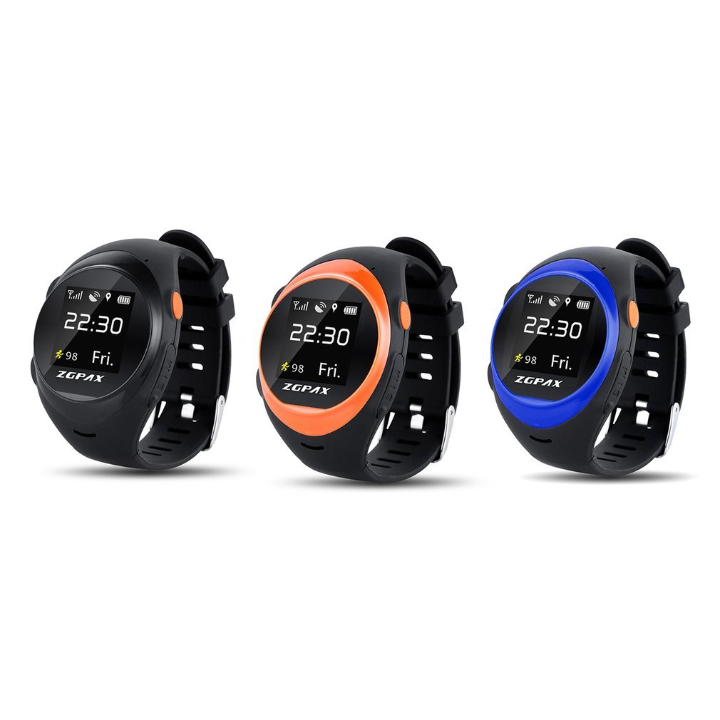 Smart With SOS GPS Intelligent Watch Tracker Fitness Sport  S888 Anti Failing Alarm Tracker For Man Woman Kids GiftSmart With SOS GPS Intelligent Watch Tracker Fitness Sport  S888 Anti Failing Alarm Tracker For Man Woman Kids Gift