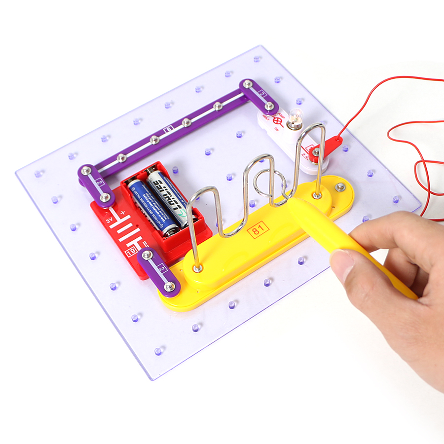 789 Projects Smart Educational Electronics Discovery Kit Great Diy Circuits Electronic Kits Hobby More Building Blocks Funny Electric For Children In From Toys Hobbies
