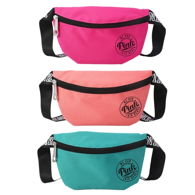 Running Sport Bag Fanny Pack Travel Waist Money Belt Zip Hiking Pouch Wallet New