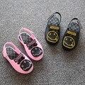 Детские Сандалии Обувь Для Девочек Желе 2017 Лето Mini Melissa Обувь для Девочек Сандалии Мультфильм для Малышей Сандалии Детская Обувь