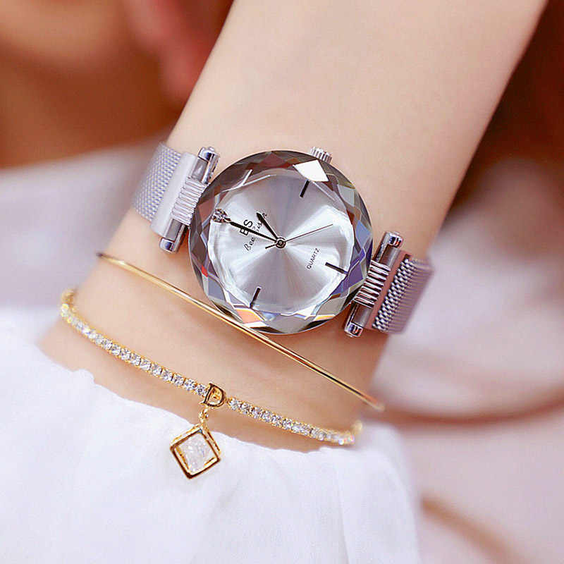 2018 New Arrival Women Watches Stainless Steel Famous Top Brand Quartz Watches Ladies Wristwatch Relogios Femininos