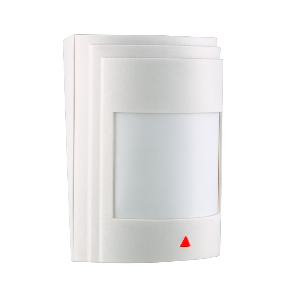 цены Free shipping Low noise high sensitivity Wired PIR Infrared motion detector senor for Home security gsm alarm system
