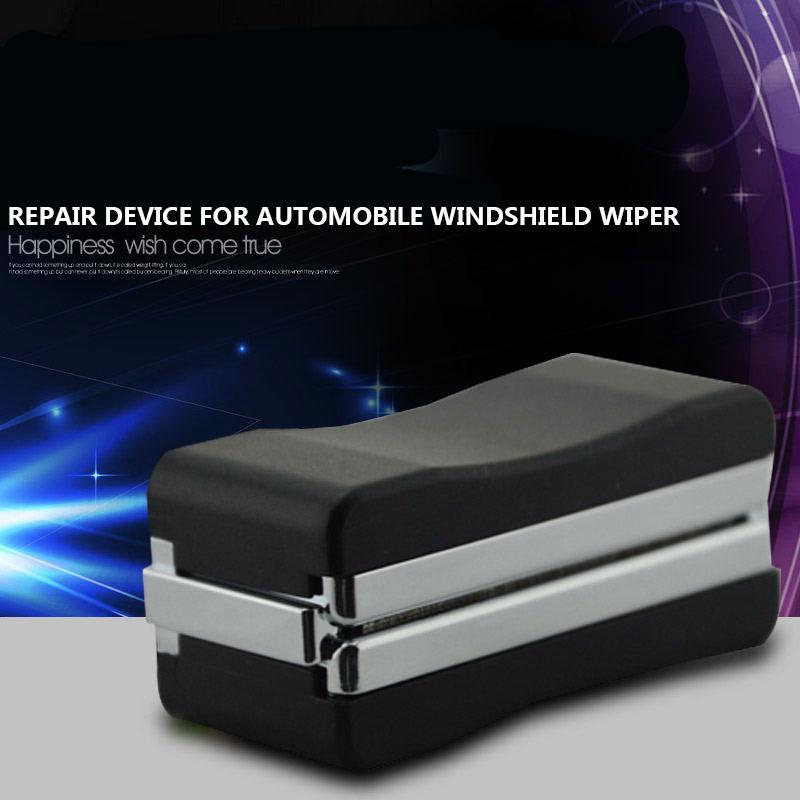 Универсальный Авто Автомобиль стеклоочиститель blade Приведите Repair Tool реставратор лобовое стекло Ремонтный комплект cleaner