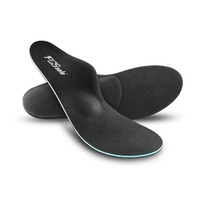 PCSsole Flat Feet Orthotic Insoles Arch Support Orthopedic Inserts Plantar Fasciitis Feet Pain Pronation For Men