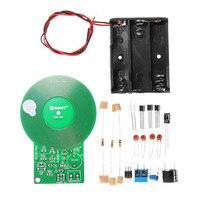 DIY Metal Measure Kit Electronic DIY Soldering Exercise Board Metal Detector DIY Welding Practice Board Handheld Metal Detector Сварка