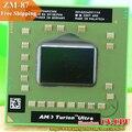 Доставка бесплатно AMD ноутбук Mobile AMD Turion x2 Ultra ZM87 ZM-87 Гнездо FS1 ПРОЦЕССОРА 2 М Кэш/2.4 ГГц/Четырехъядерный процессор zm 87 cpu