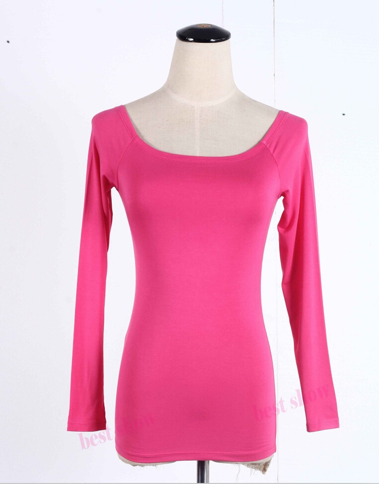 rose red long sleeve