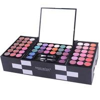 beauty glazed eyeshadow makeup palette glitter Bling Pearl Liquid Bright