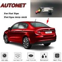 AUTONET Rear View camera For Fiat Tipo Fiat Egea 2015~2018/CCD/HD Night Vision Backup camera/license plate camera