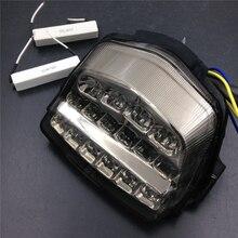 Aftermarket Motorcycle parts LED Tail Brake Light for 2008-2012   CBR 1000RR CBR1000RR RR Fireblade Smoke