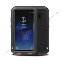 For Coque Samsung Galaxy S8 S8 Plus Case LOVE MEI Powerful Case For Galaxy S8 Plus