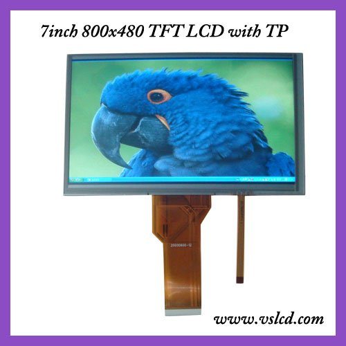 7inch 800x480 color tft lcd module with 4-wire resistive touch panel screen AT070TN92 8 4inch 8 4 non touch industrial control lcd monitor vga interface white open frame metal shell tft type 4 3 800 600