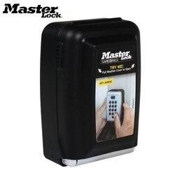 Master Lock Key Kluis Metalen Wachtwoord Locker Wall Mount Combinatie Code Toetsen Keepr Opbergdoos Voor Thuis Bedrijf Fabriek gebruik